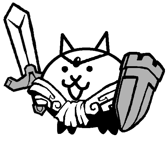 大 魔 にゃんこ 剣士 ネコ 戦争